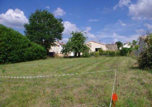 Terrain constructible à Buxerolles