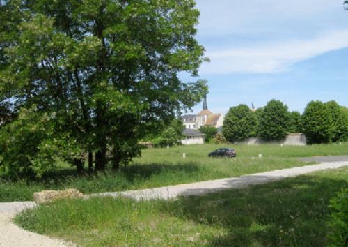 Terrain constructible à Coussay-les-Bois