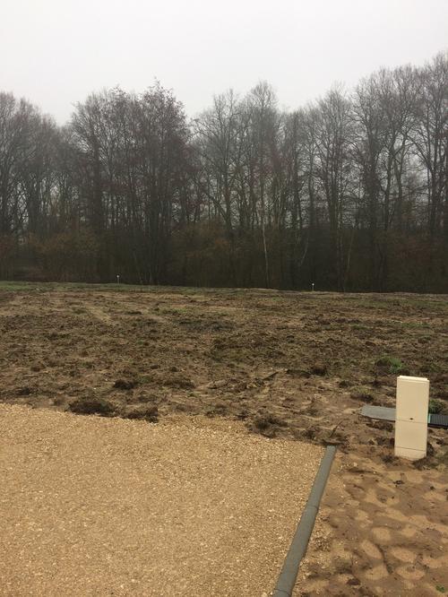 Terrain constructible à Ligny-le-Ribault