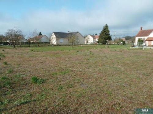 Terrain constructible à Briare
