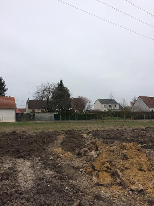 Terrain constructible à Chapelle-Saint-Mesmin