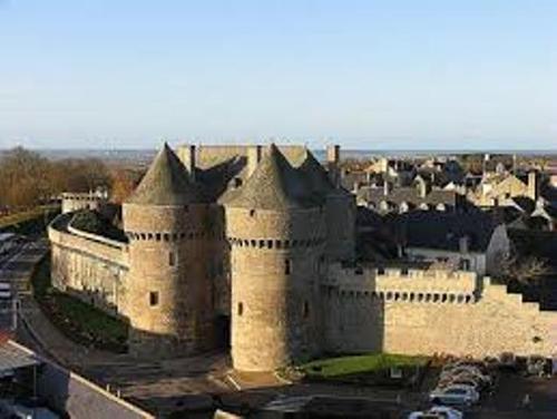Terrain constructible à Guérande
