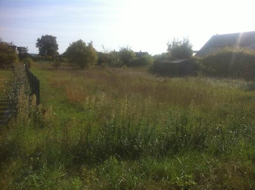 Terrain constructible à Huismes