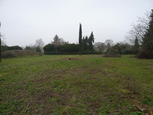Terrain constructible à Sainte-Geneviève-des-Bois