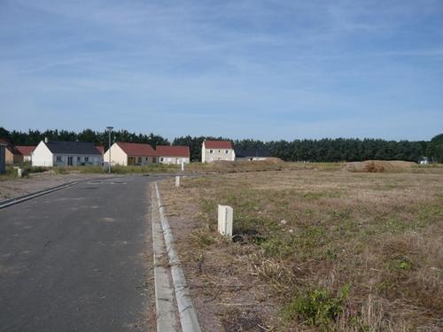 Terrain constructible à Cepoy