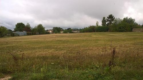 Terrain constructible à Bussière