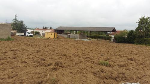 Terrain constructible à Andrezé