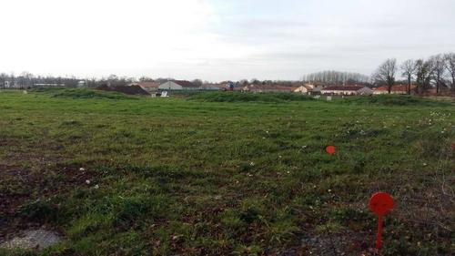 Terrain constructible à Saint-Macaire-en-Mauges