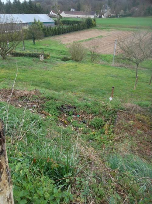Terrain constructible à Loches