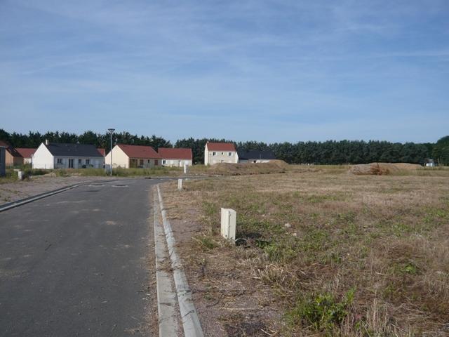 Terrain constructible à Amilly