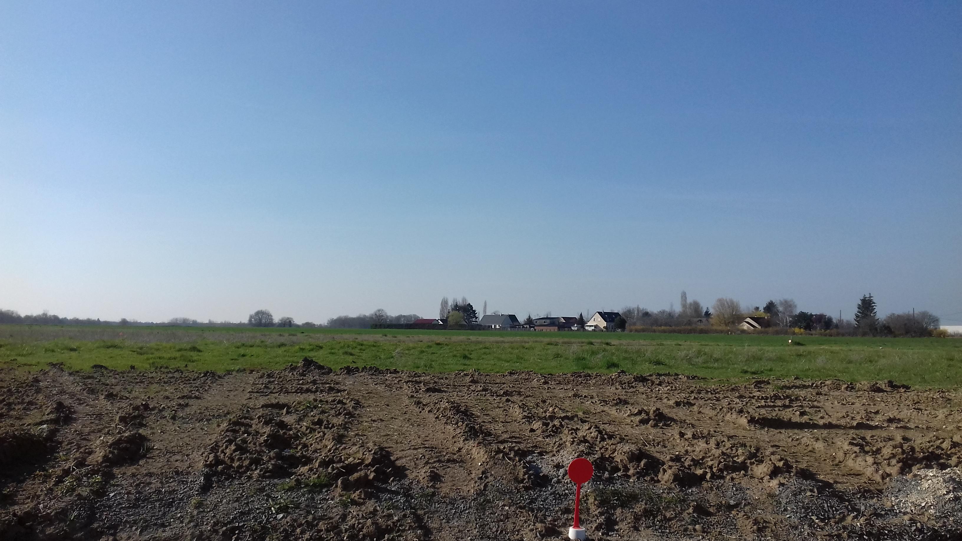 Terrain constructible à Sorigny