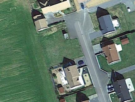 Terrain constructible à Luart