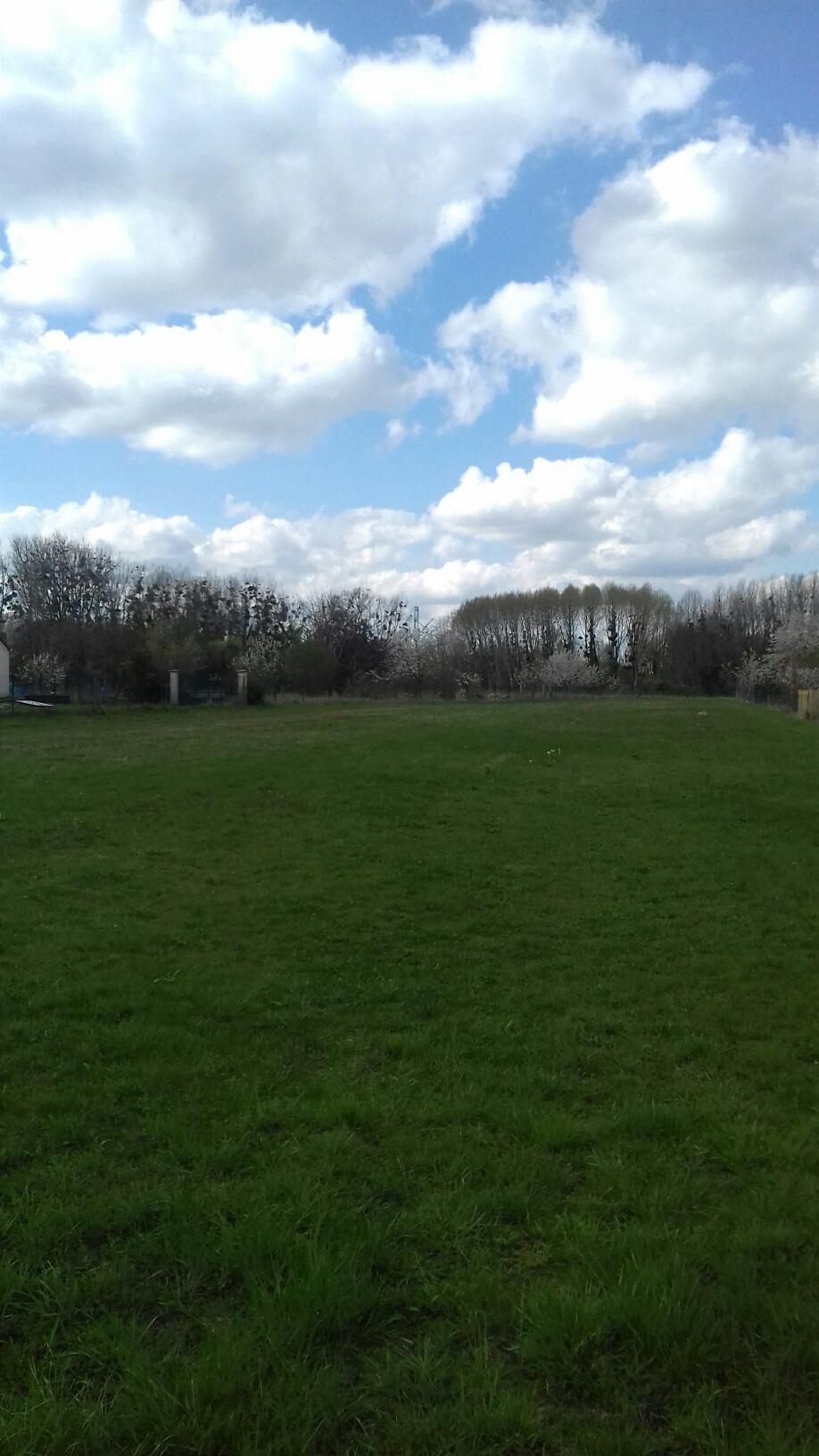 Terrain constructible à Cléry-Saint-André