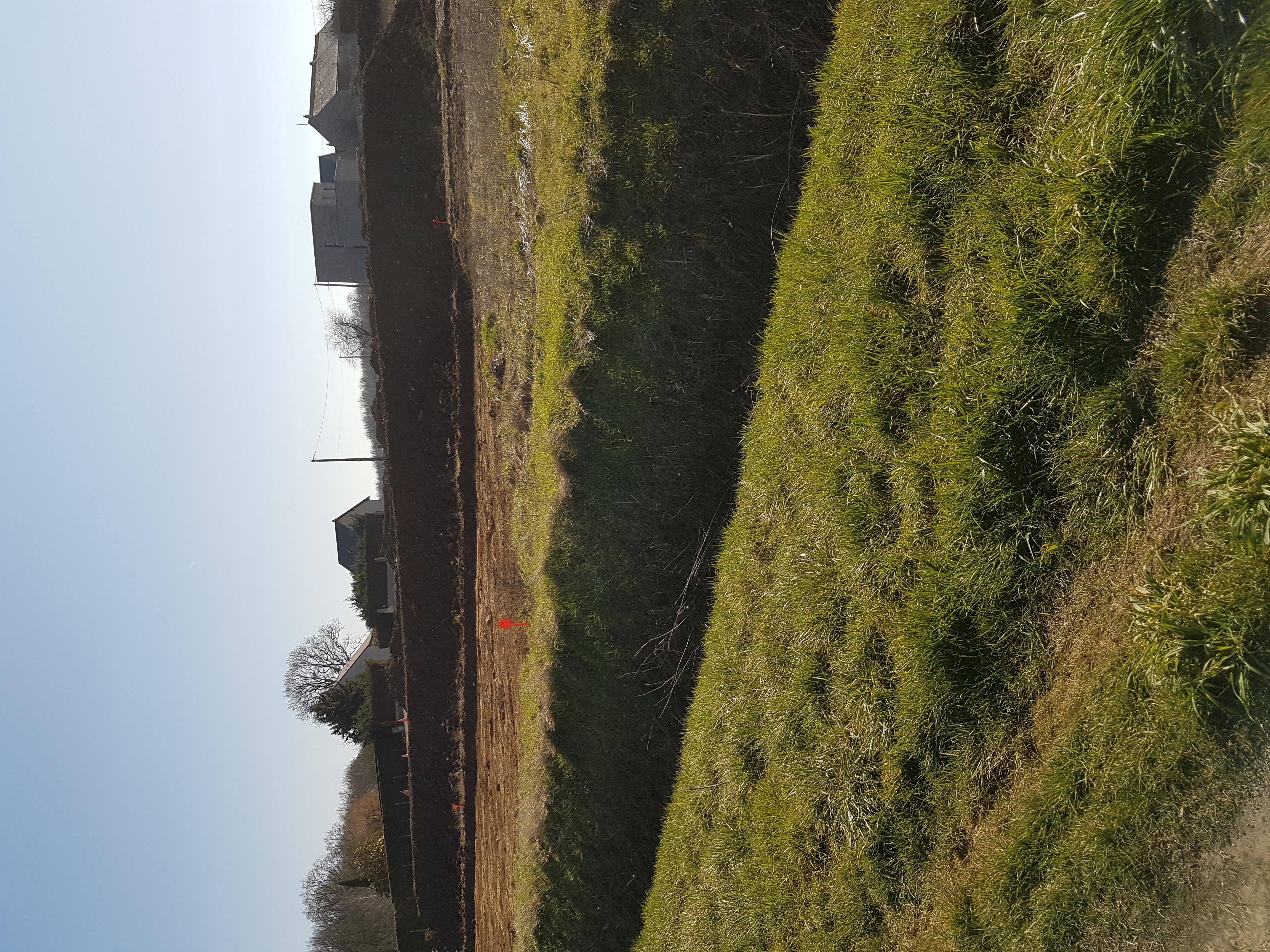 Terrain constructible à Athée-sur-Cher