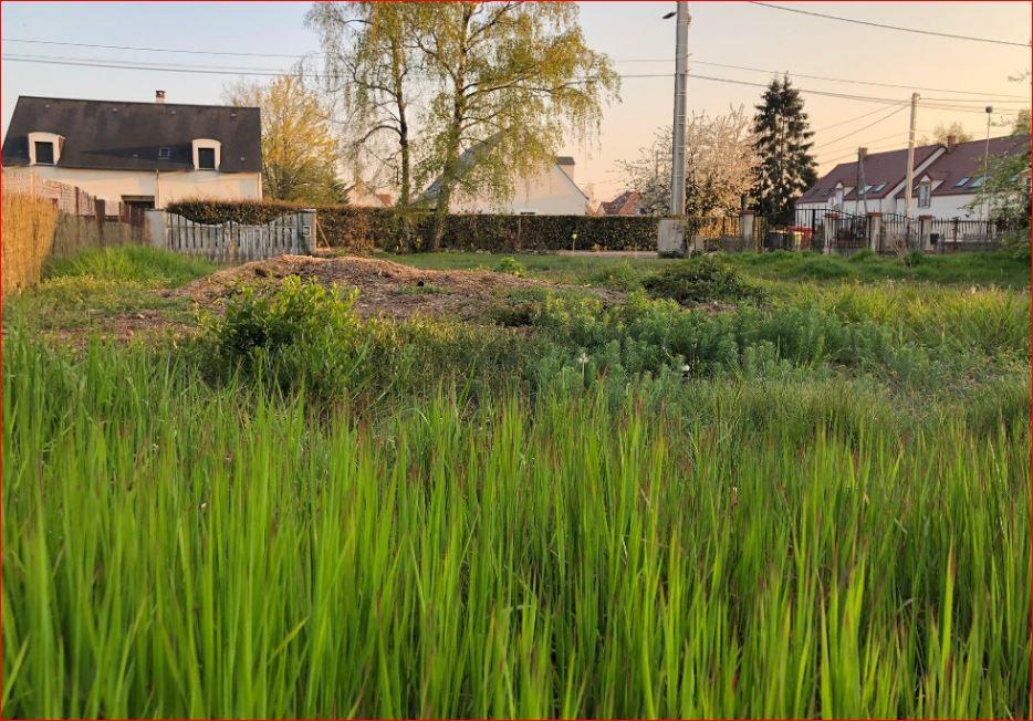 Terrain constructible à Saint-Hilaire-Saint-Mesmin