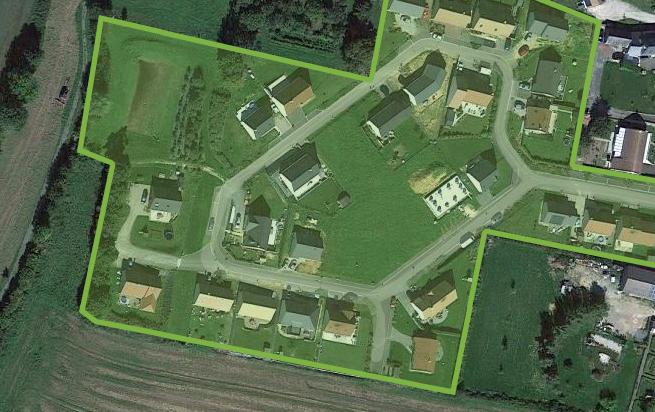 Terrain constructible à Sainte-Sabine-sur-Longève