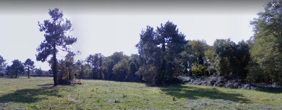 Terrain constructible à Castres-Gironde