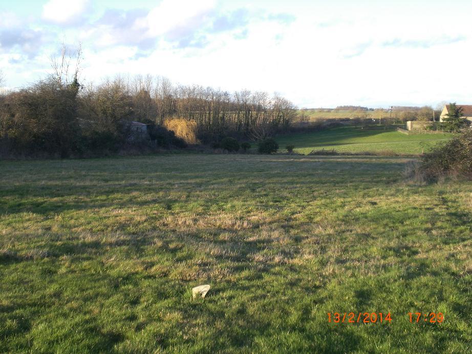 Terrain constructible à Membrolle-sur-Choisille