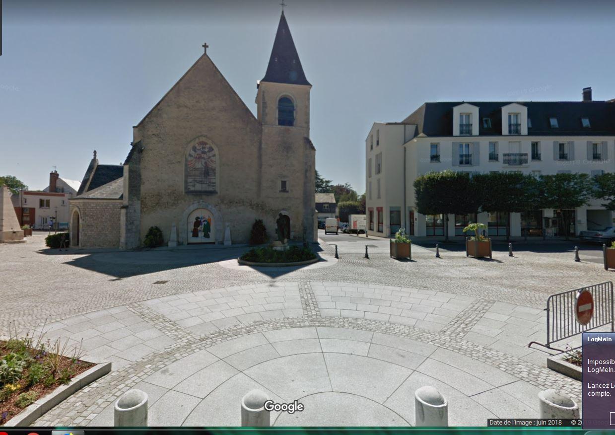 Terrain constructible à Saint-Jean-le-Blanc