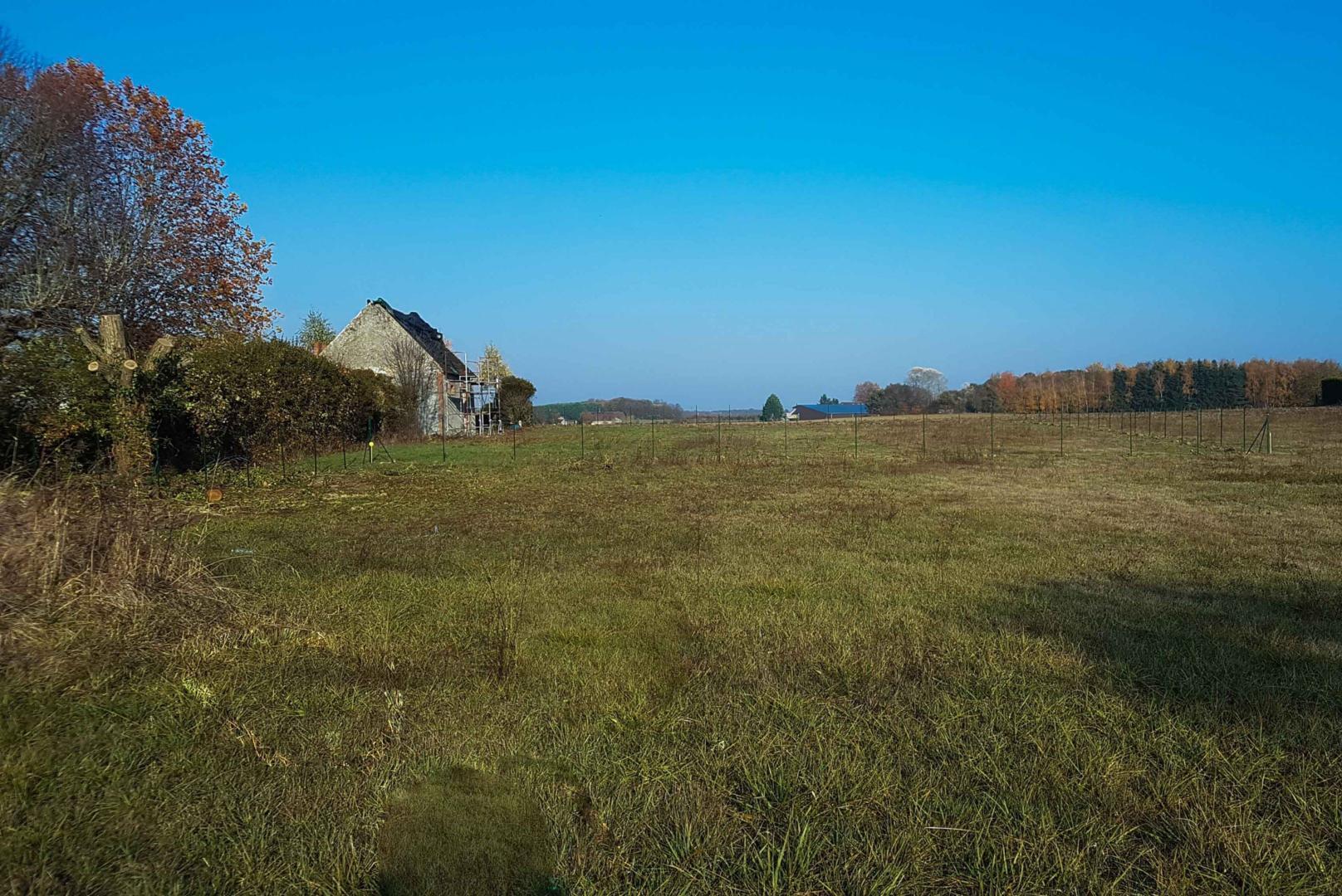 Terrain constructible à Presnoy