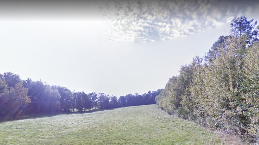 Terrain constructible à Landiras