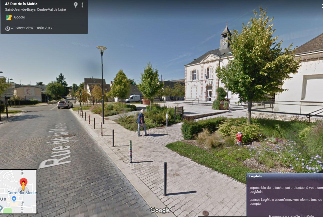 Terrain constructible à Saint-Jean-de-Braye