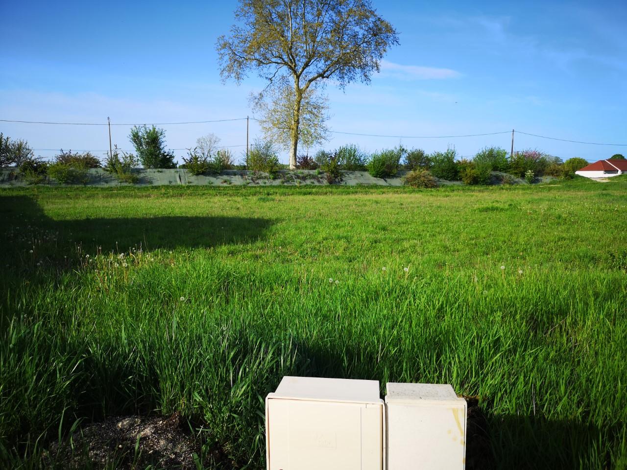 Terrain constructible à Labruyère
