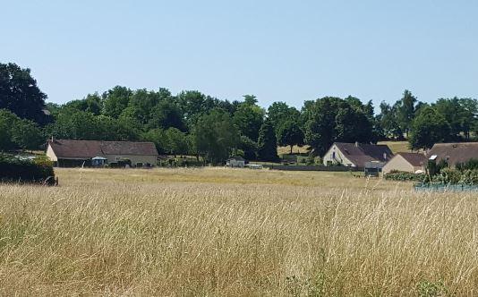 Terrain constructible à Parigné-le-Pôlin