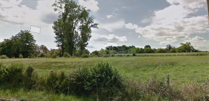 Terrain constructible à Saint-Loubert