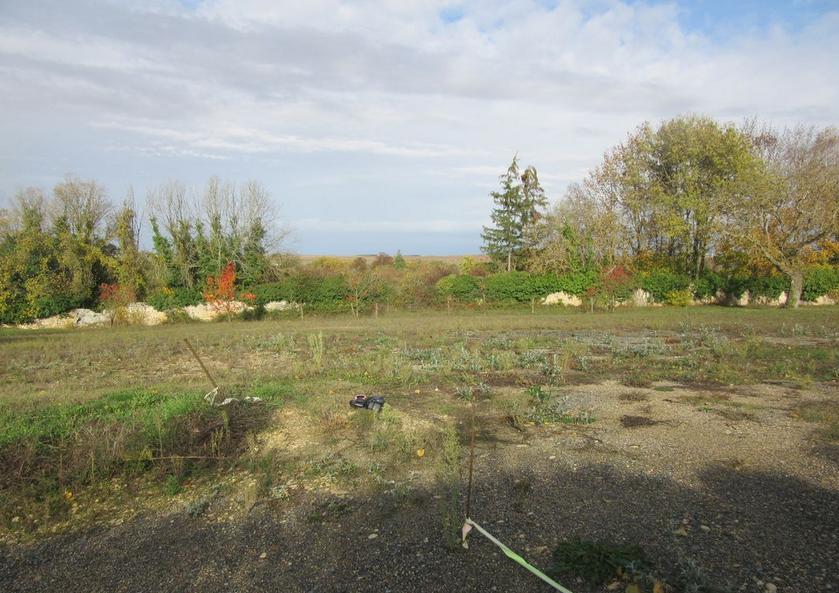 Terrain constructible à Migné-Auxances