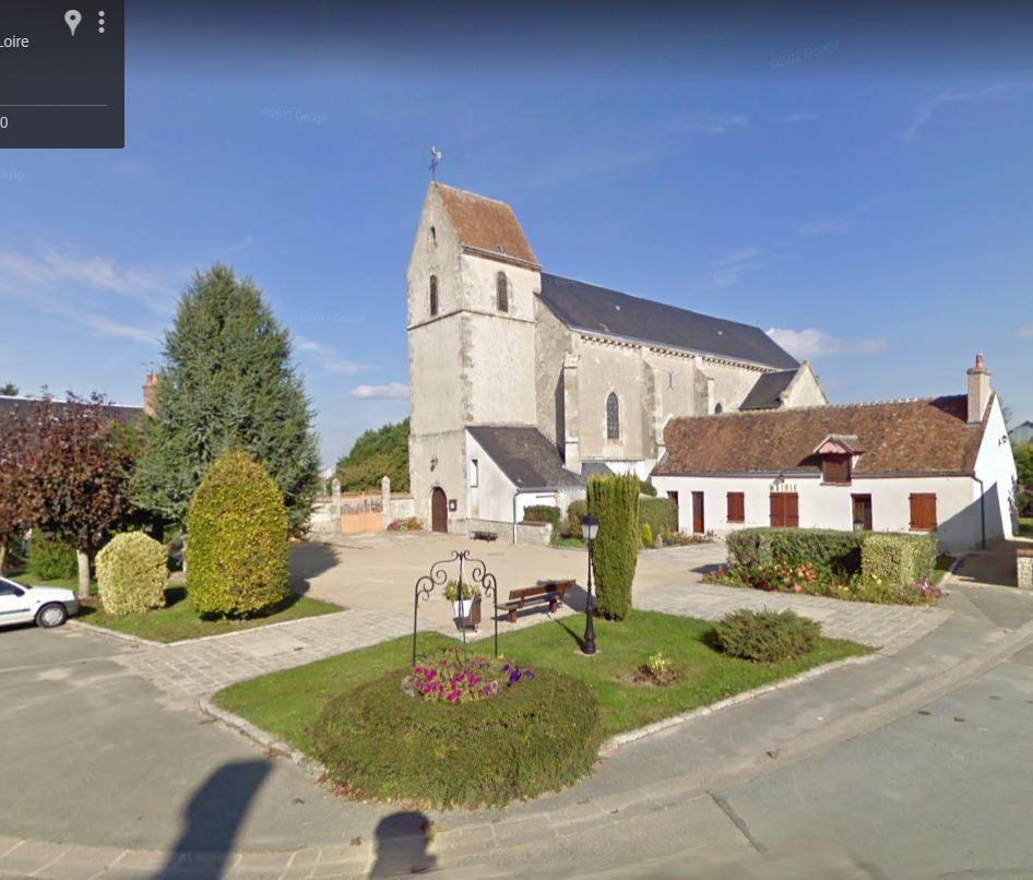 Terrain constructible à Pithiviers