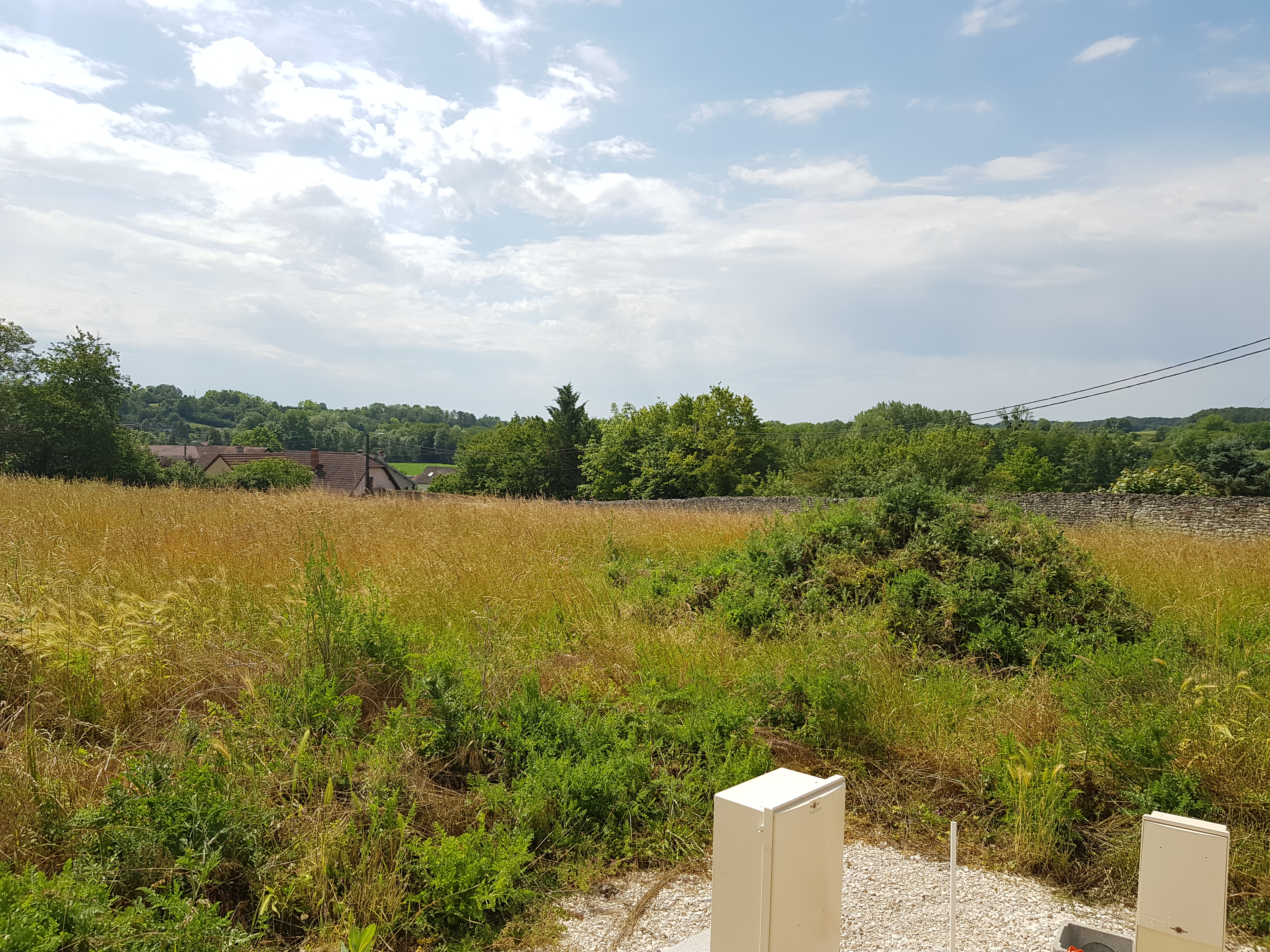 Terrain constructible à Chargey-lès-Gray