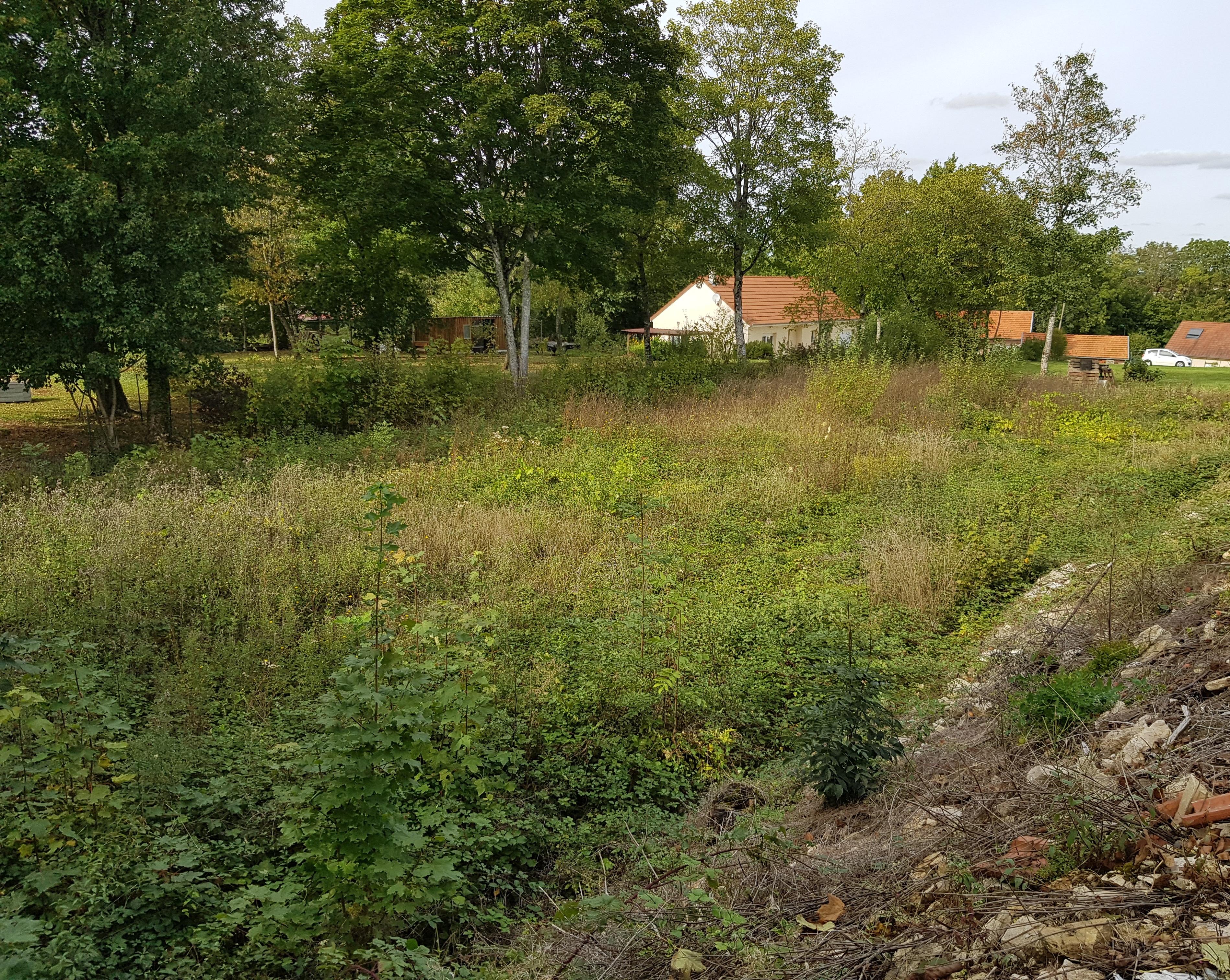 Terrain constructible à Saint-Seine-sur-Vingeanne