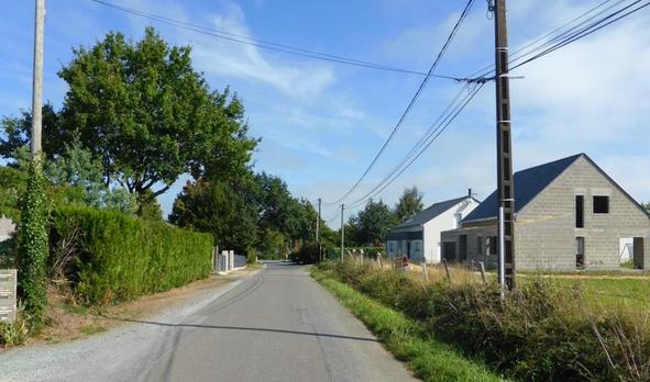 Terrain constructible à Drefféac