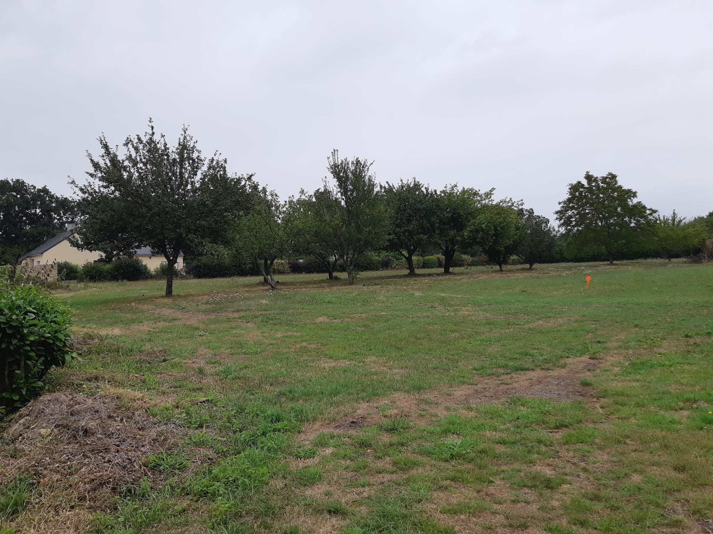 Terrain constructible à Malville