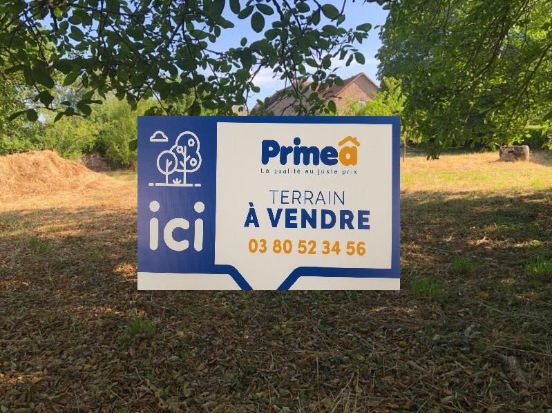 Terrain constructible à Arnay-le-Duc