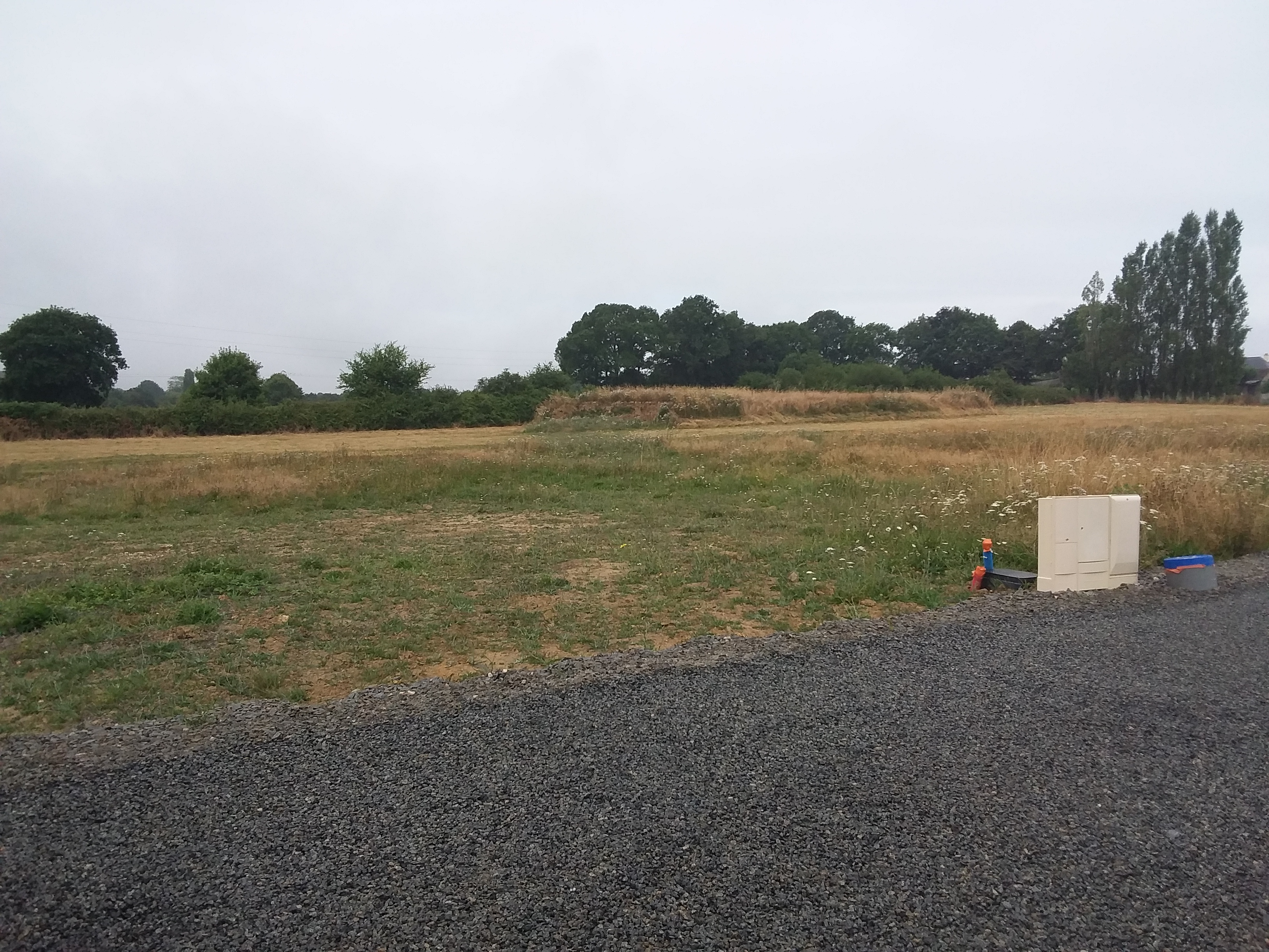 Terrain constructible à Chapelle-Launay
