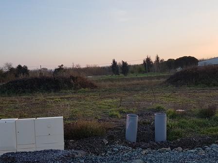 Terrain constructible à Moisdon-la-Rivière