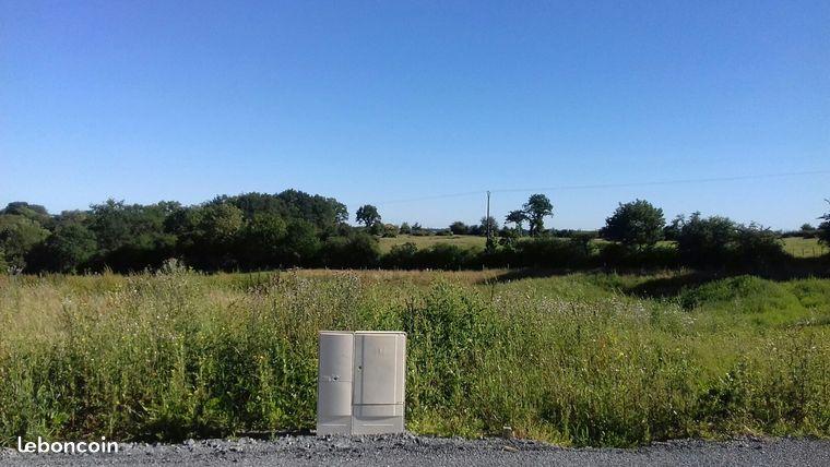 Terrain constructible à May-sur-Èvre