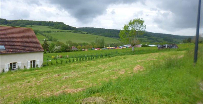 Terrain constructible à Verrey-sous-Salmaise