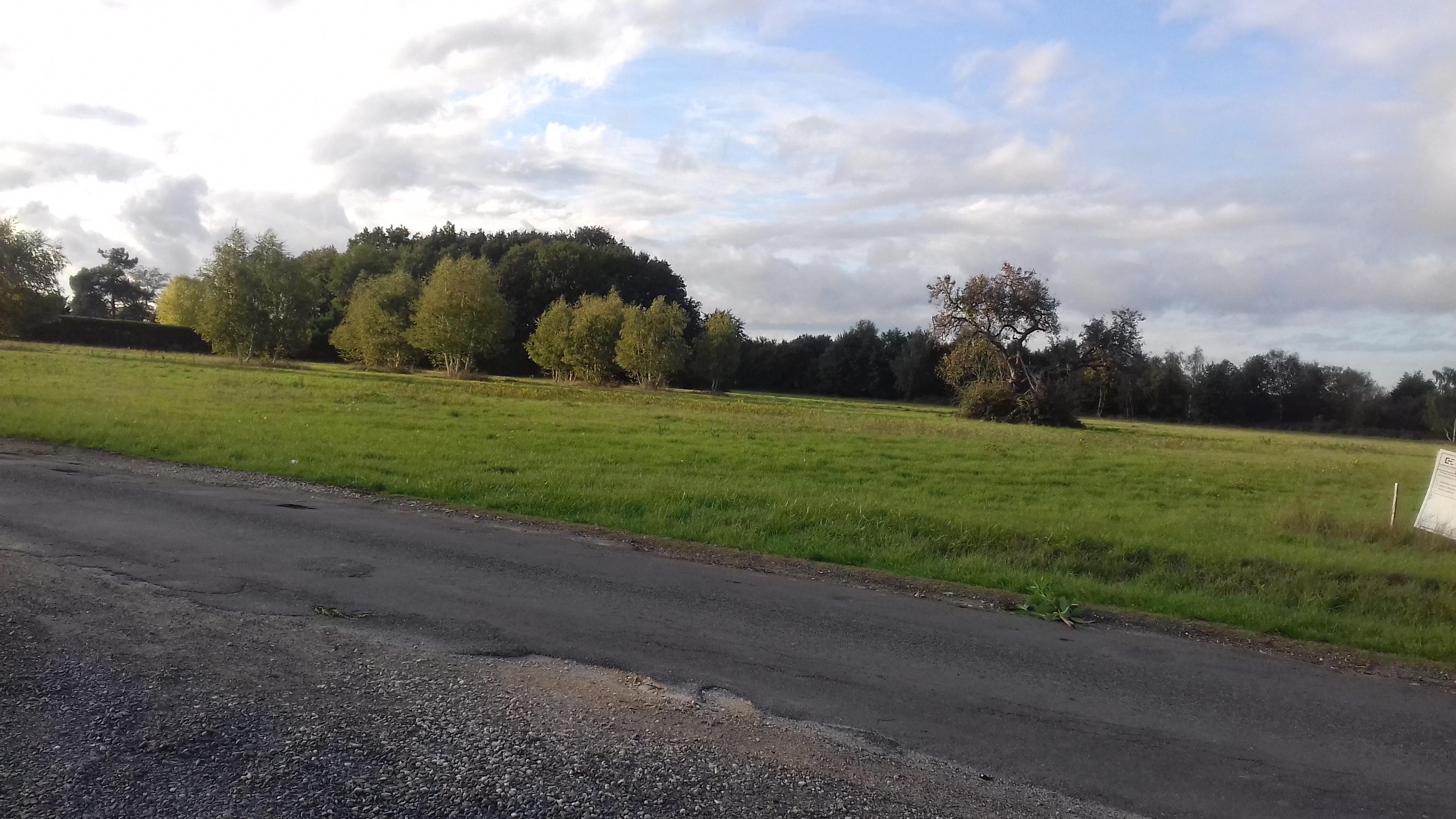 Terrain constructible à Mazières-de-Touraine