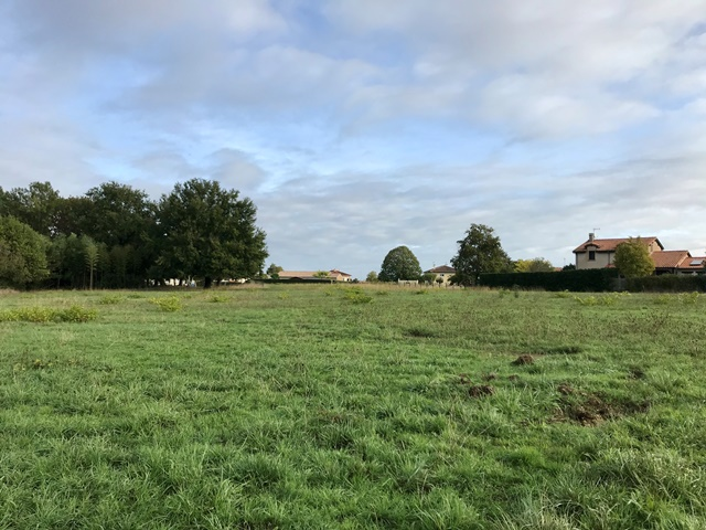 Terrain constructible à Artigues-près-Bordeaux