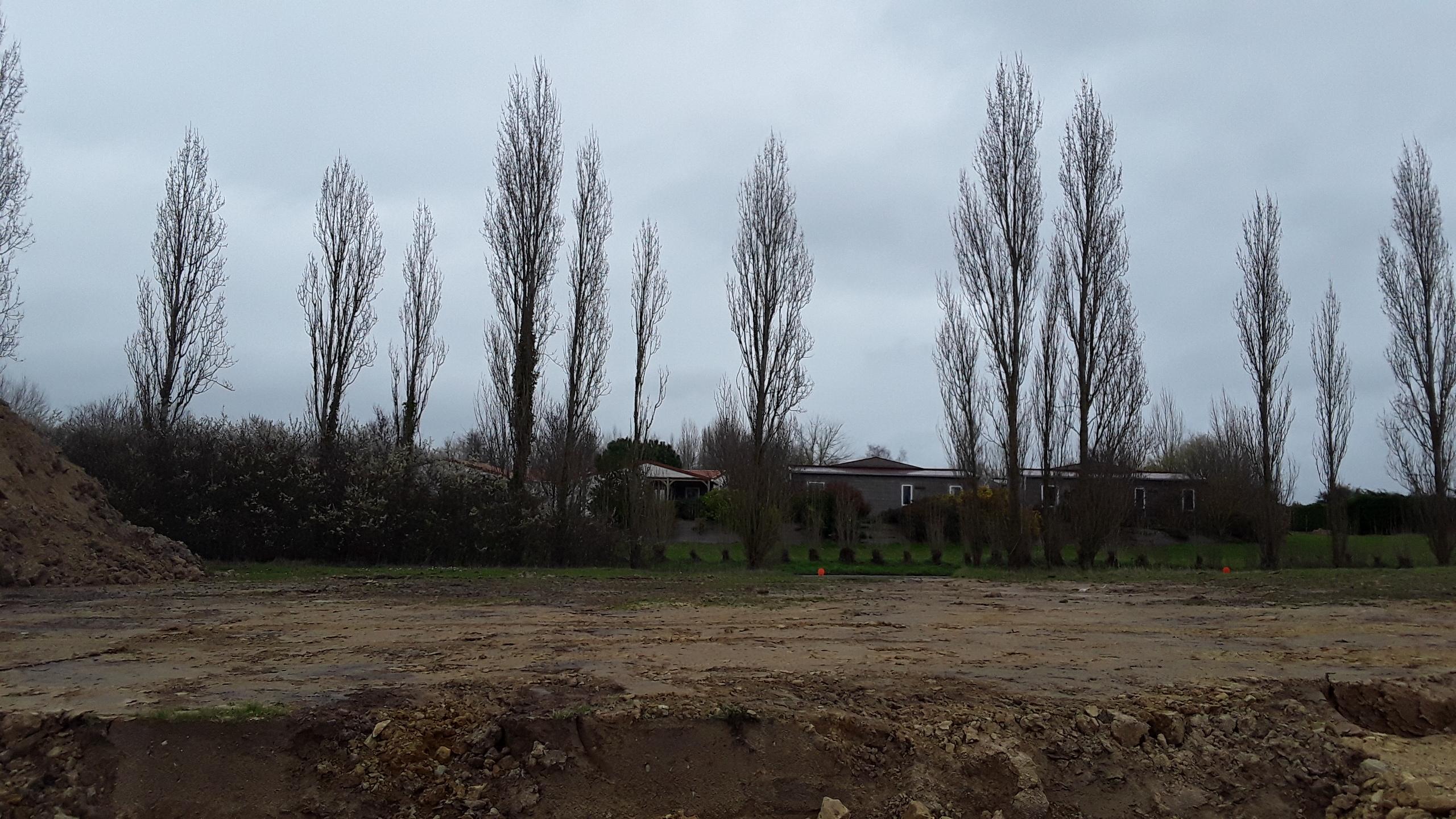 Terrain constructible à Saint-Viaud