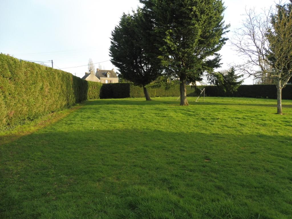 Terrain constructible à Chapelle-des-Marais