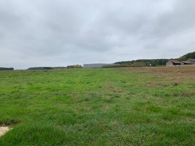 Terrain constructible à Herbault