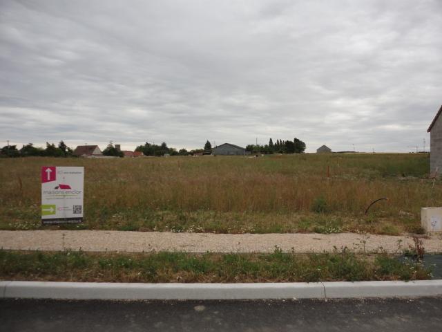 Terrain constructible à Saint-Denis-en-Val