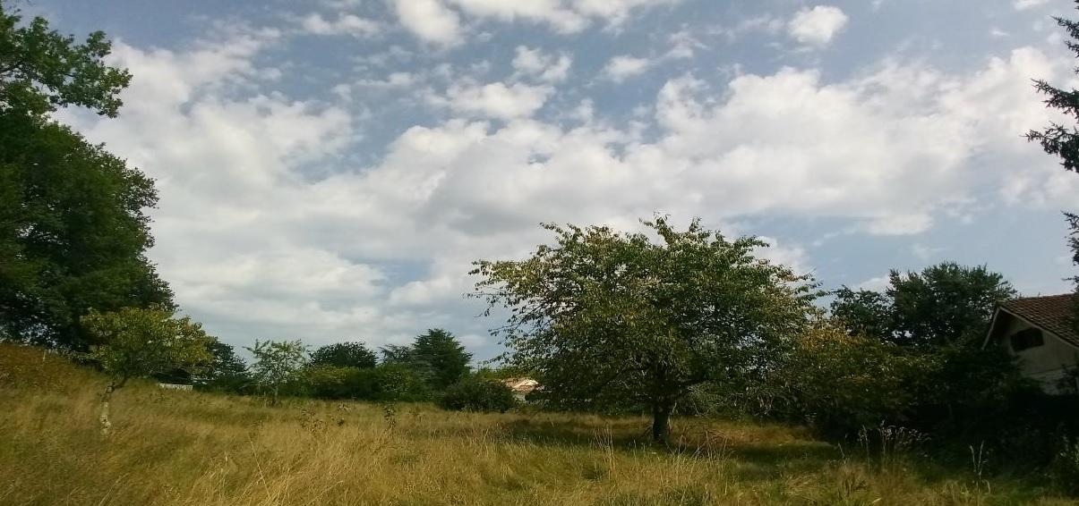 Terrain constructible à Prignac-et-Marcamps