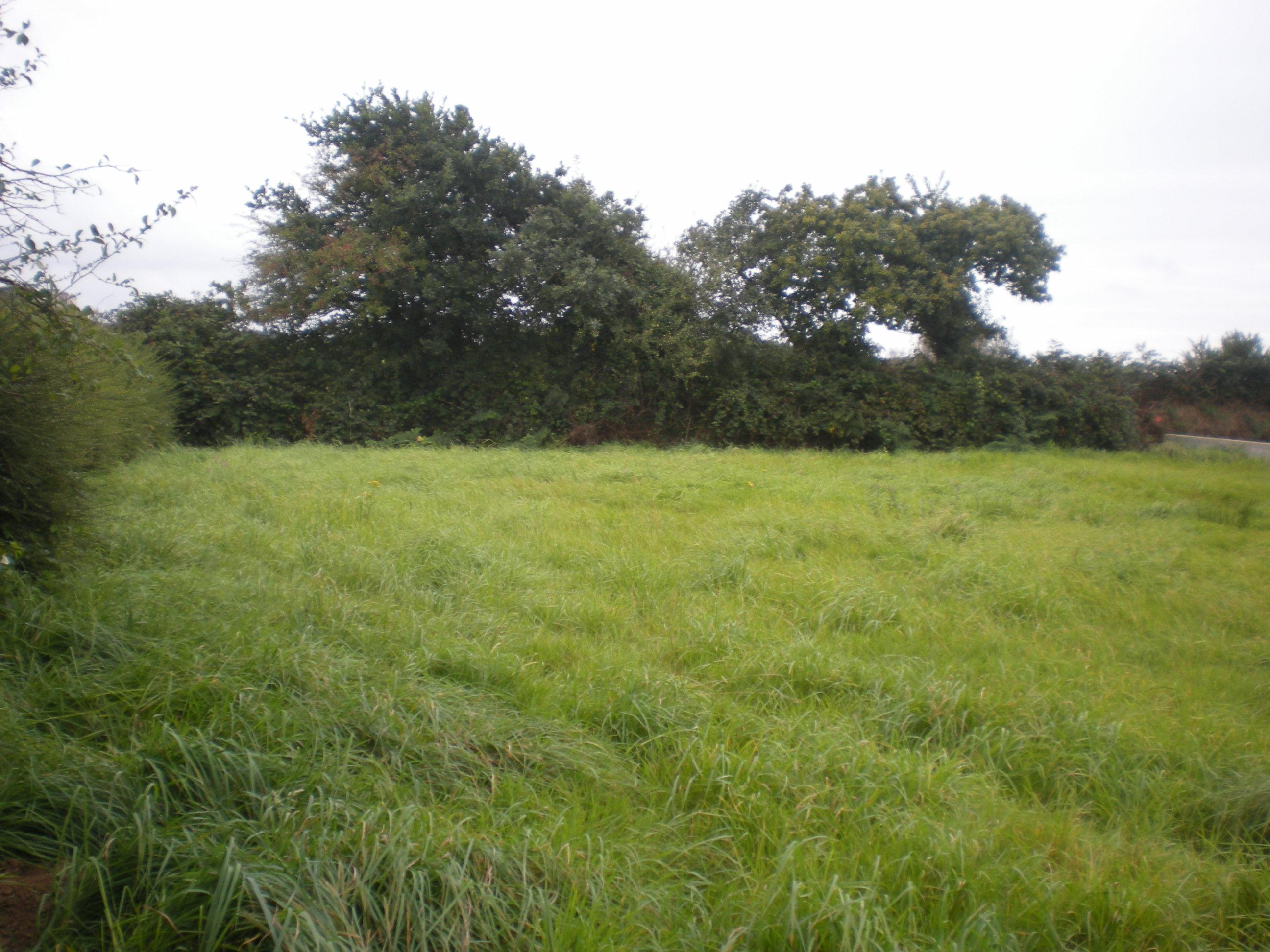Terrain constructible à Galgon