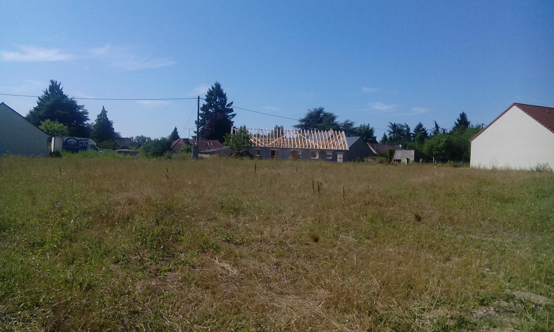 Terrain constructible à Sainte-Anne-sur-Brivet