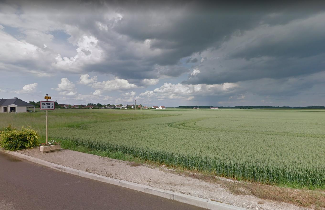Terrain constructible à Remilly-sur-Tille